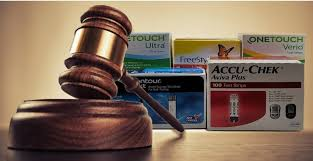 legal to sell diabetic test strips